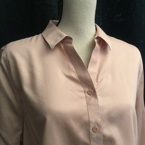 Chico's • Sateen Button Down